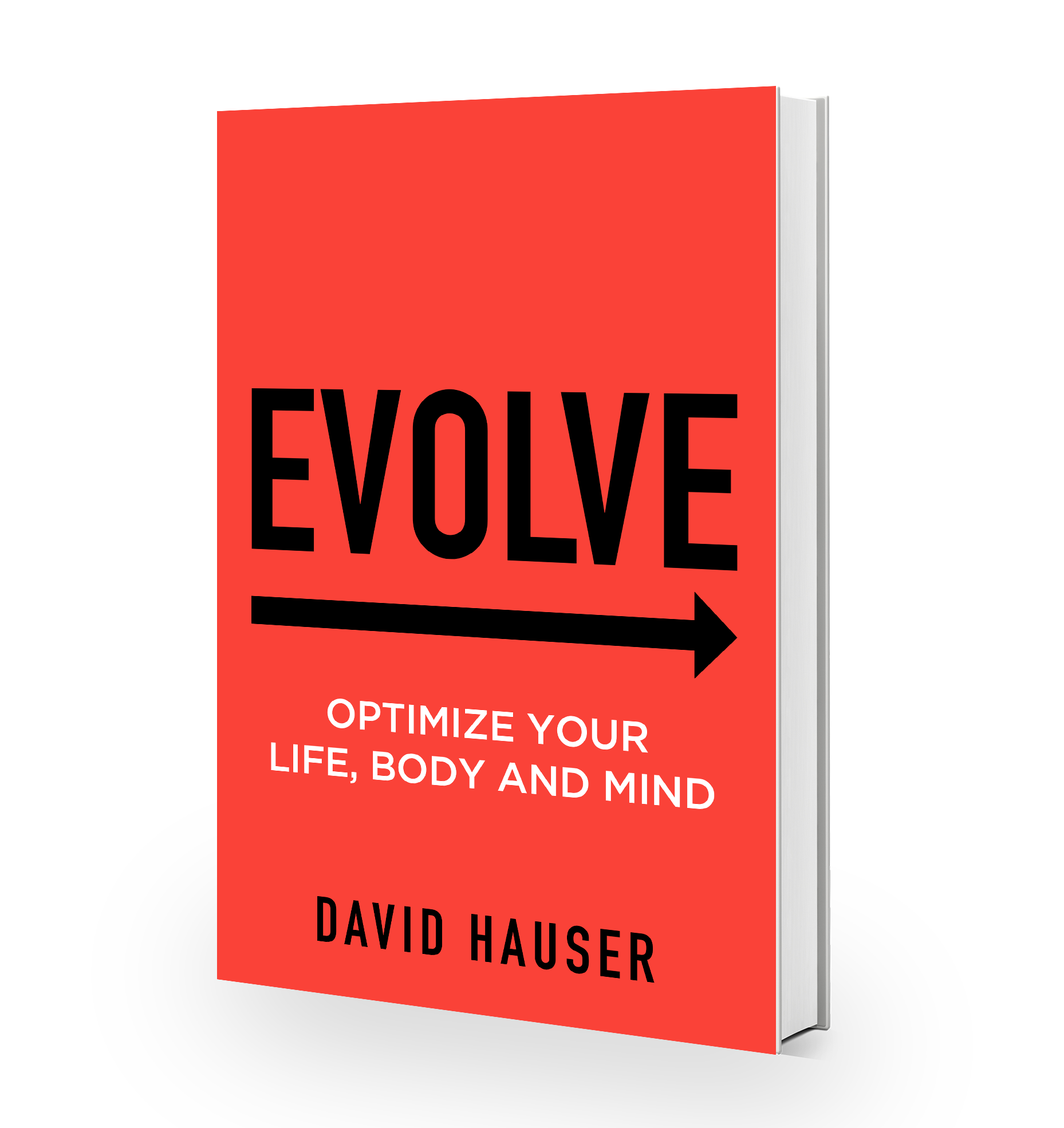 Evolve Book Cover
