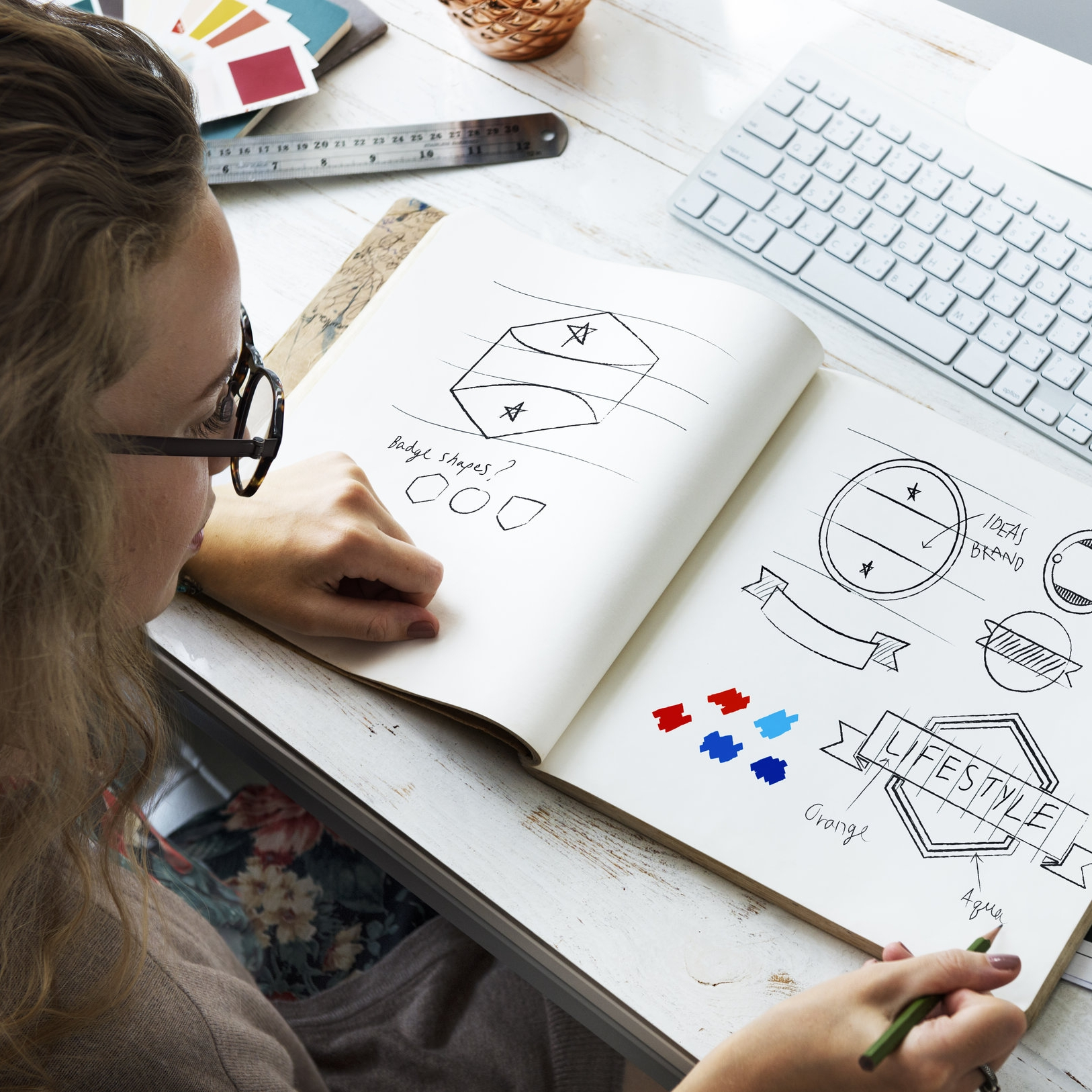 VISUAL IDENTITY - Your brand is the soul of your company. Every visual representation of your brand - the name, the logo, the symbols, the fonts - convey meaning and create an emotional link between you and your customers.