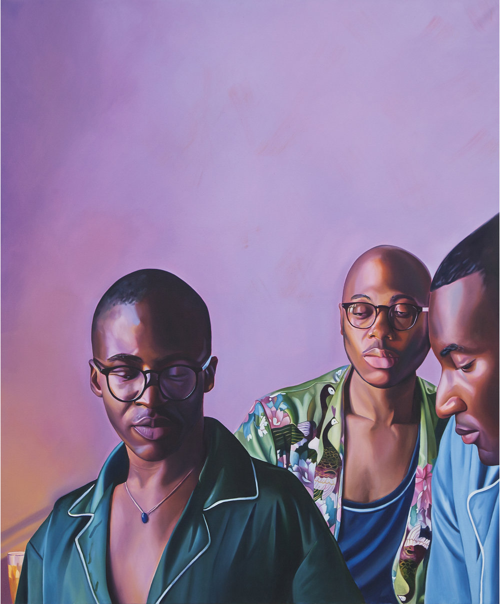 Expectations, Jarvis, Boyland, 2019 Oil on Canvas