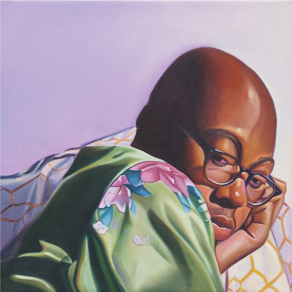 D'Angelo, Jarvis Boyland, 2019 Oil on Canvas