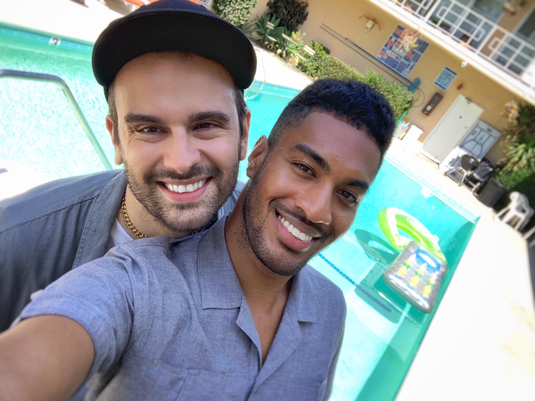 Amir and Jahan