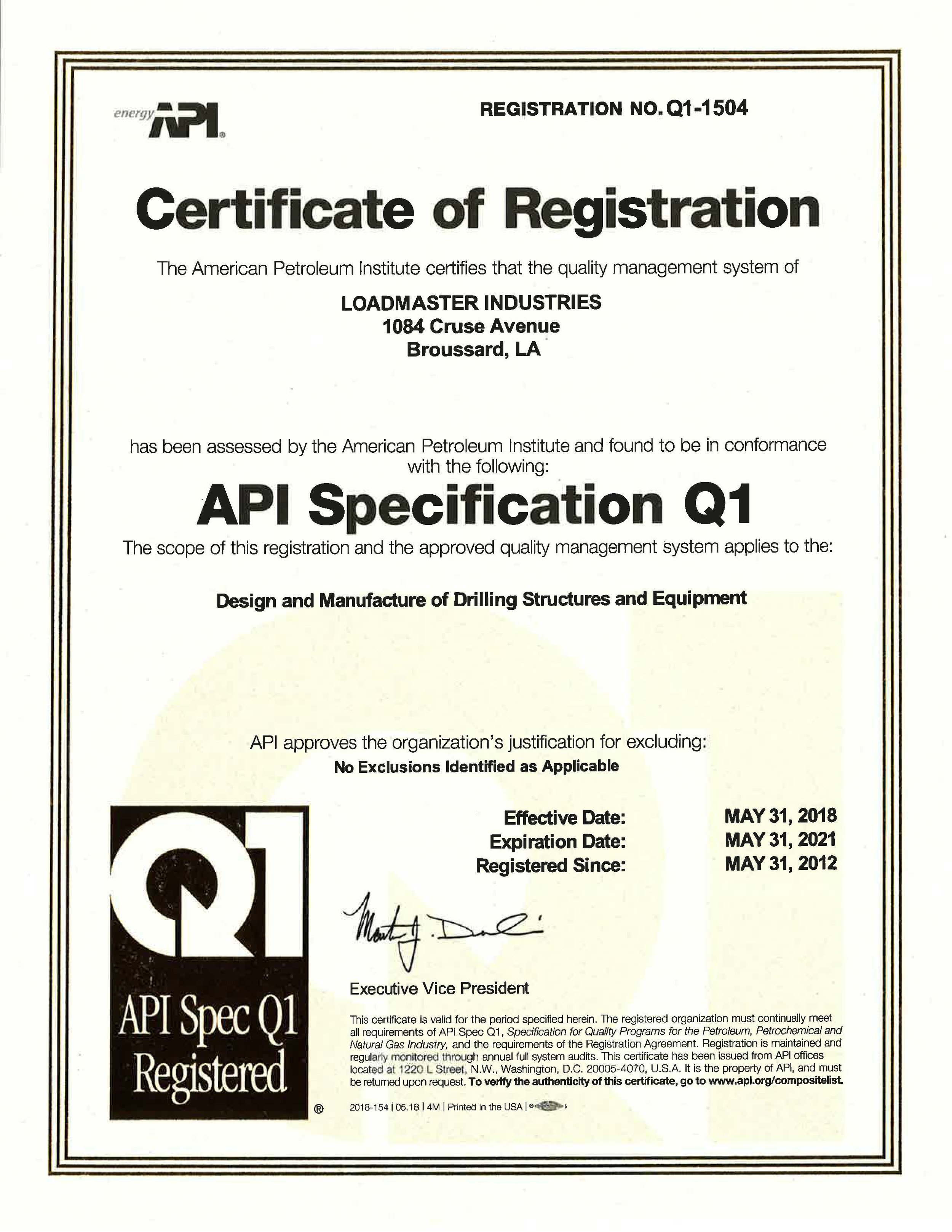Q1 2018 Certificate Q1-1504.jpg