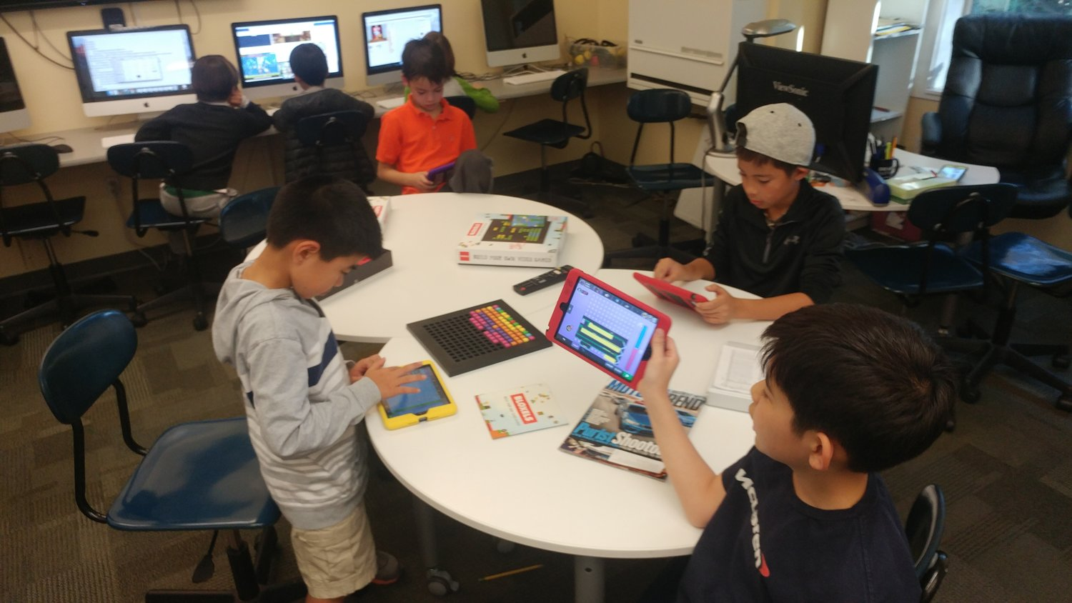 The Art of Codefu, Brought to Your School/Camp - Our CodeFu Electives, Classes, or Full day Camps are available for Summer and Holiday Breaks.From Website Design to Robotic Coding to Video Game Creation to Mine Craft Modding, we provide everything you need to offer the Art of CodeFu to students at your Camp.