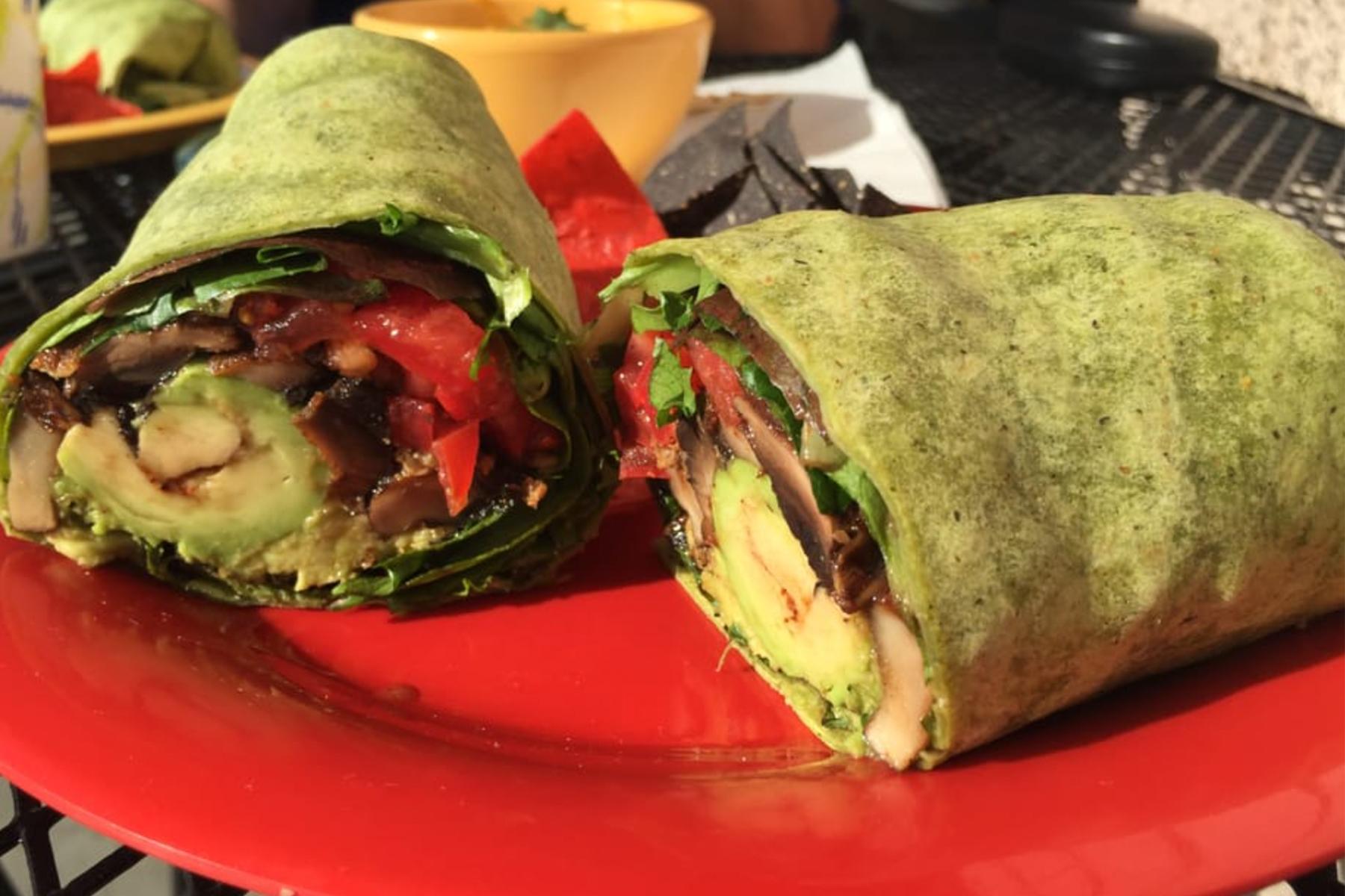 Breakfast Burrito - Our breakfast burrito is…