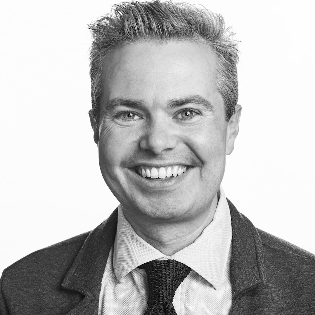 Charles Brian Quinn  Co-Founder & CEO