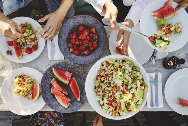 Healthy Summer Meal