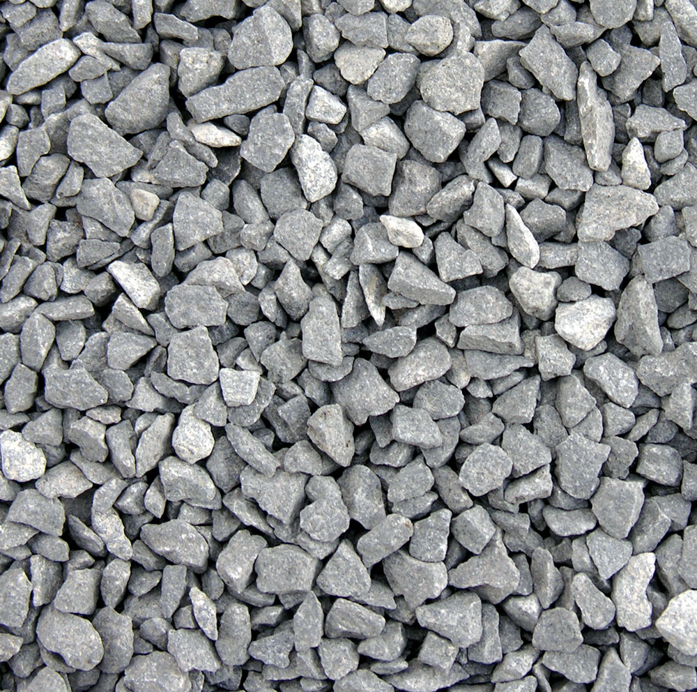 Aggregate - A hard inert material of mineral composition such as sand, gravel, slag, or crushed stone, used in pavement applications either by itself or for mixing with asphalt binder.