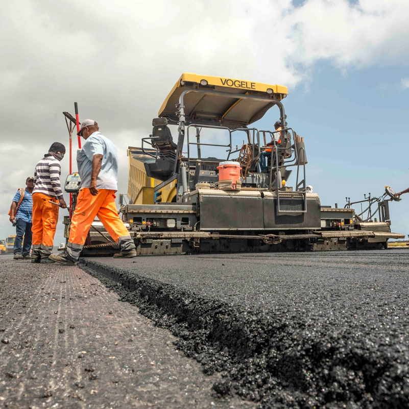 Asphalt Binder - Asphalt cement that is classified according to the Standard Specification for Performance Graded Asphalt Binder, AASHTO Designation MP1. It can be either unmodified or modified asphalt cement, as long as it complies with the specifications.