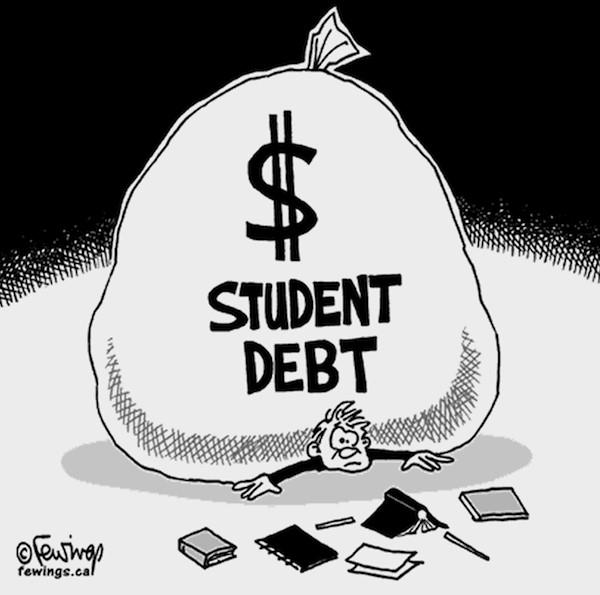 Cartoon by John Fewings