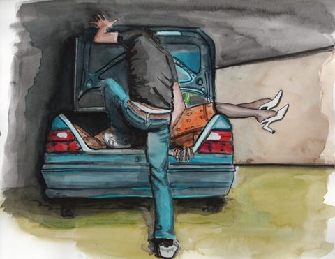 Illustration by  Tracy Hetzel