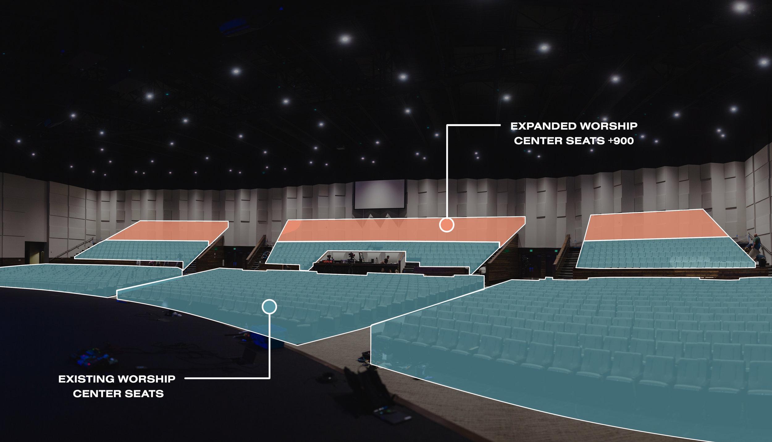 Worship Center Expansion