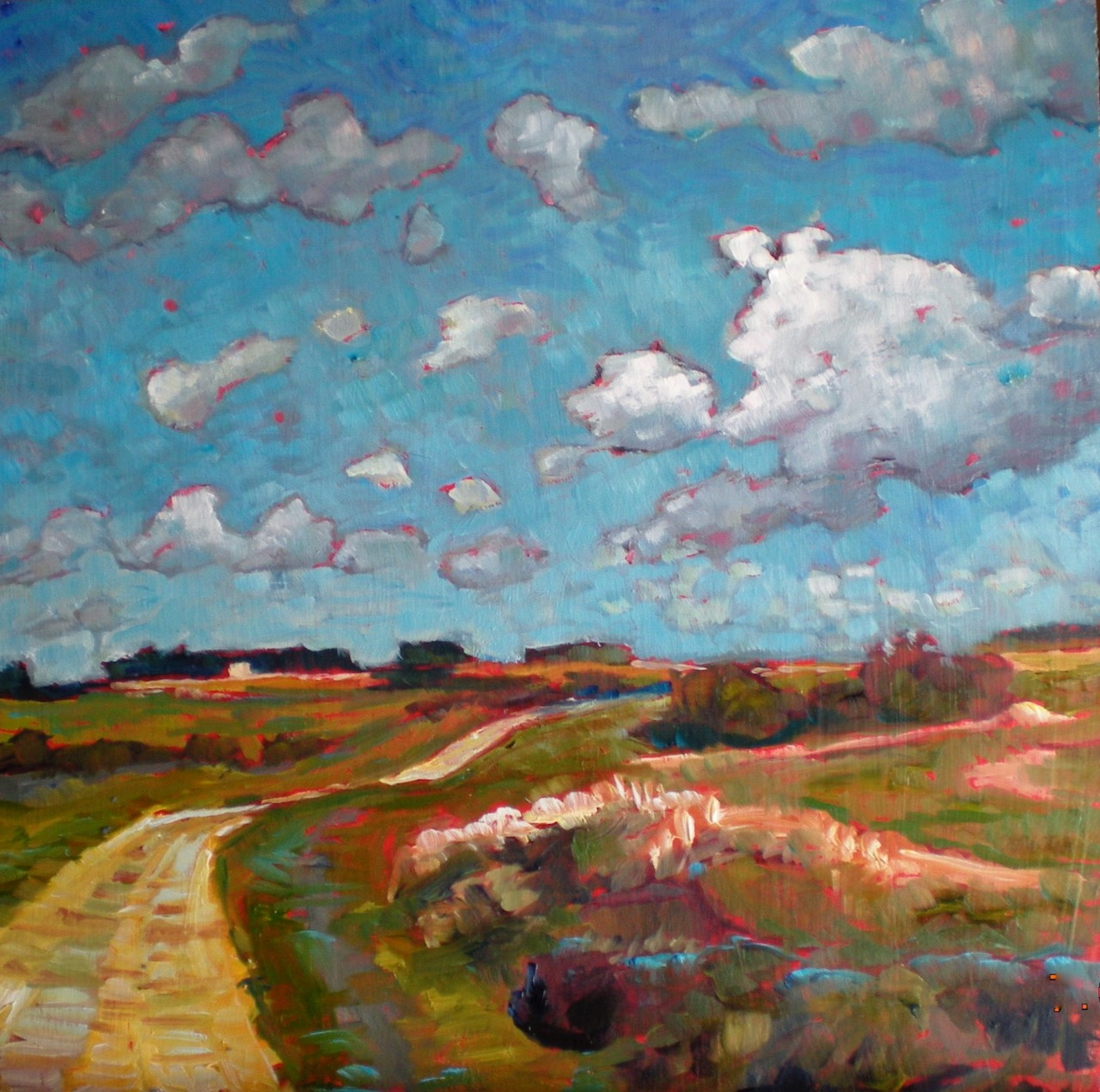 Road to John's House (sold)