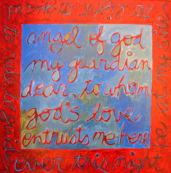 Angel of God (sold)