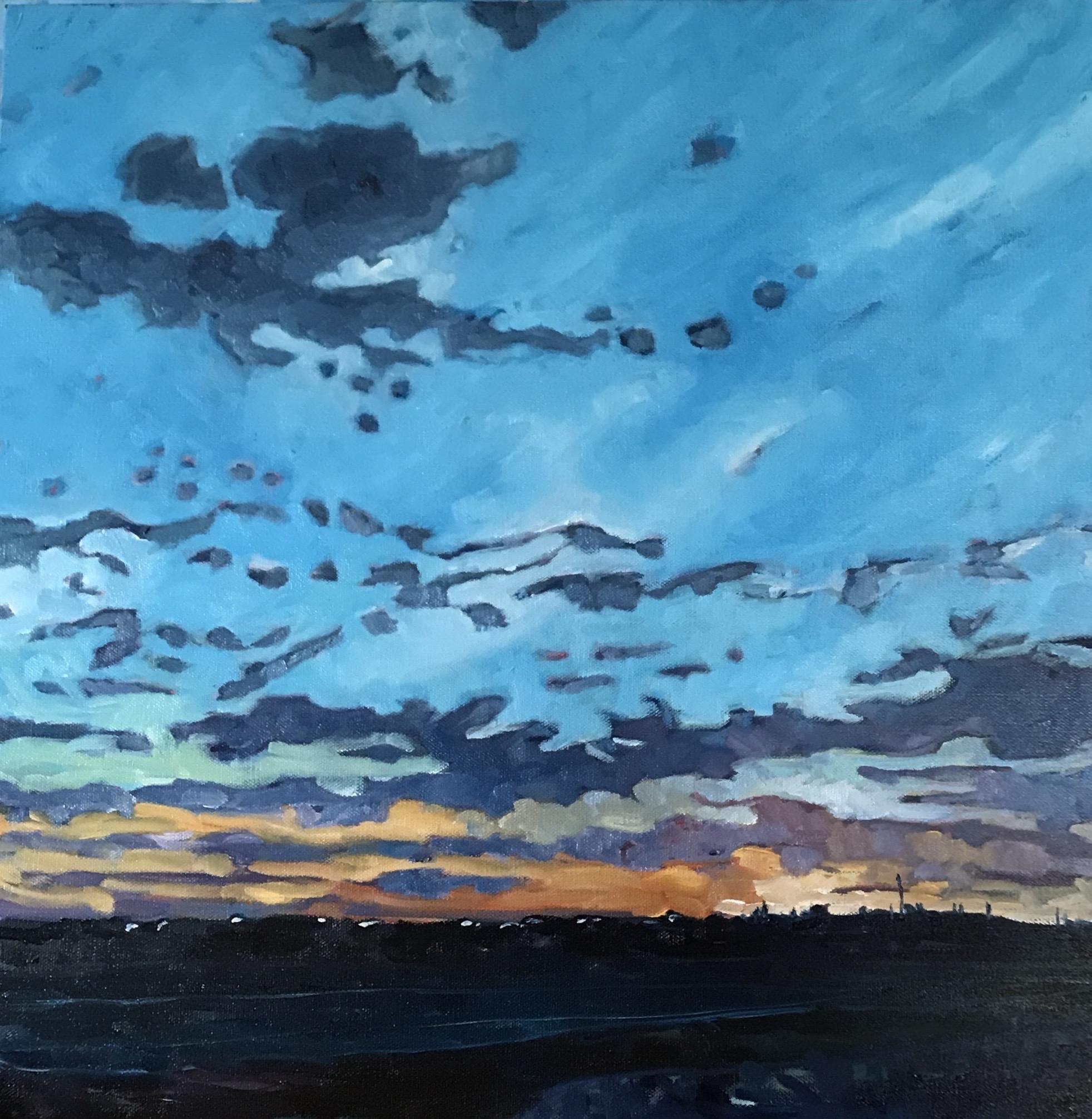 August Sunrise (sold)