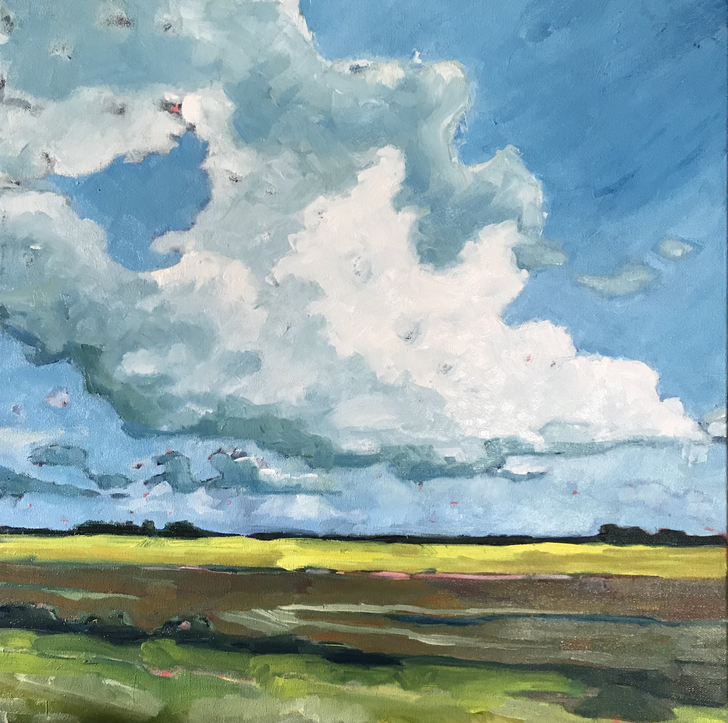 Day Dreamy Clouds (sold)