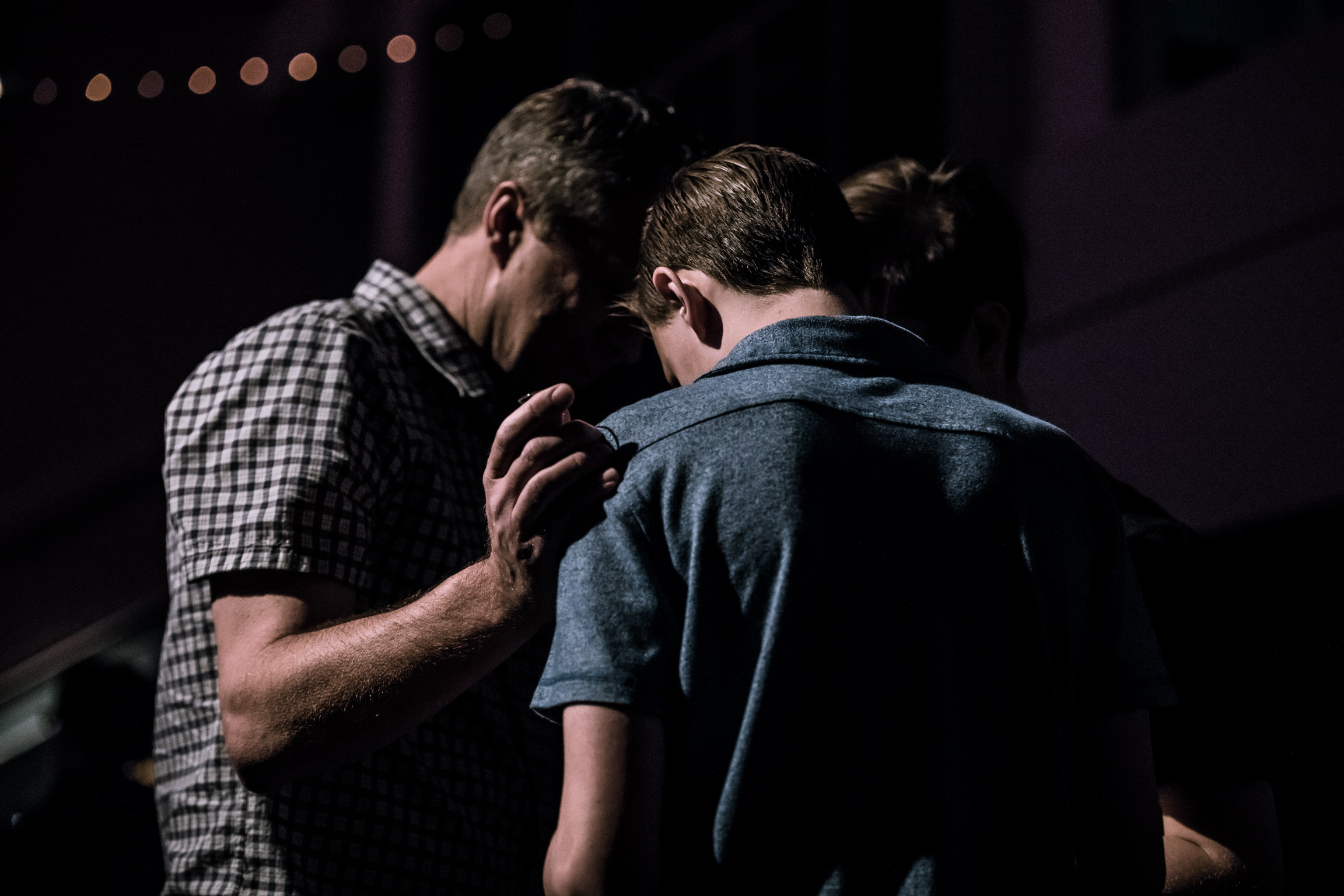 Need prayer? - We have a team of people ready to pray for you and the things that are weighing you down
