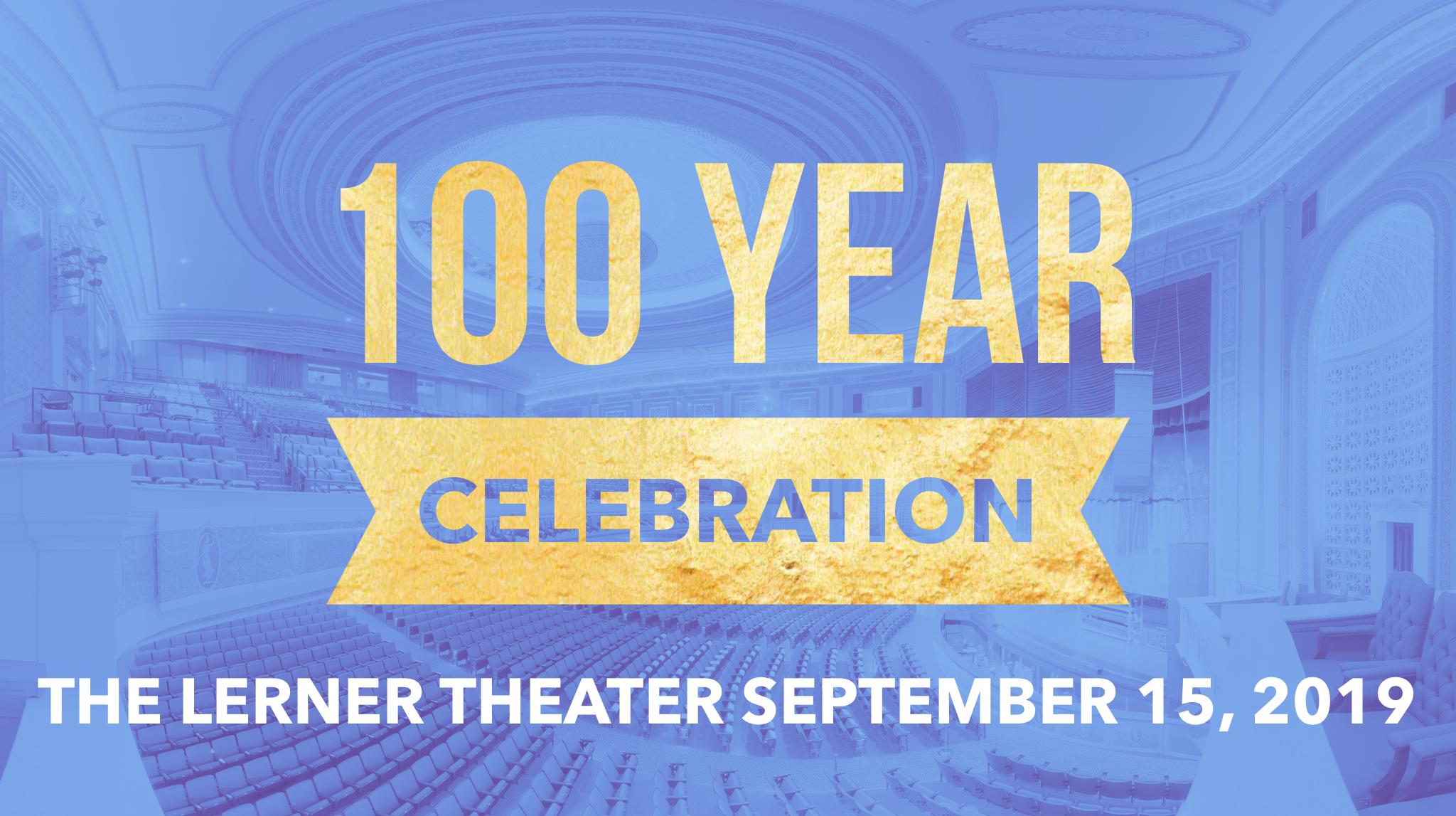 Crossroads 100 Year Celebration