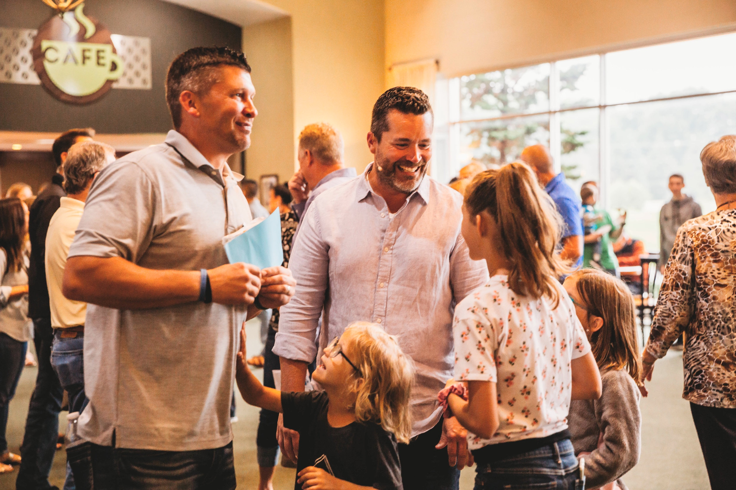What to expect - Thinking about making a visit to Crossroads Community Church? Click the link to read more about what you can expect during your visit.