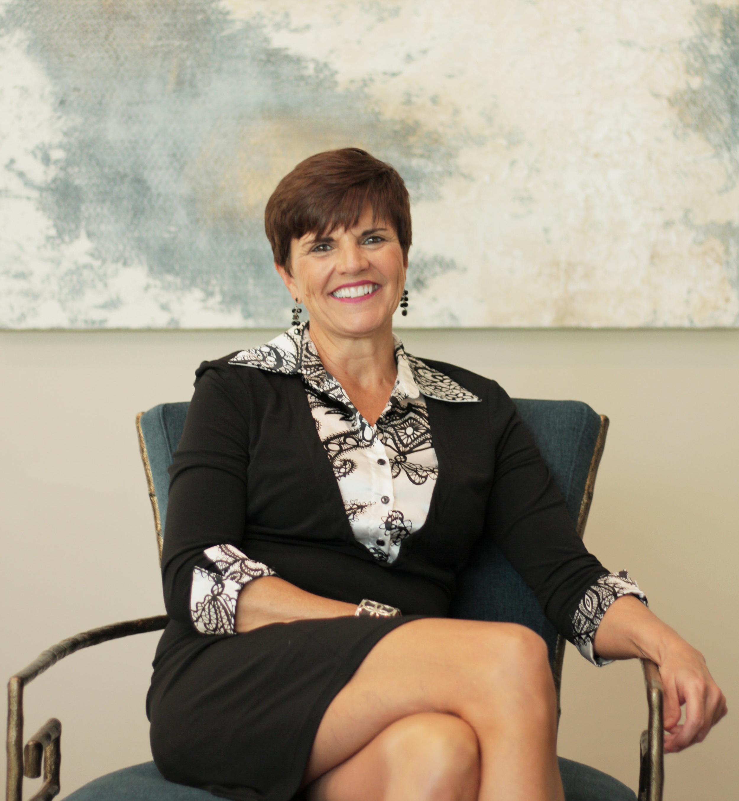 Lisa Sutherland , Jupiter Home Style creator and owner of Sutherland Design Group