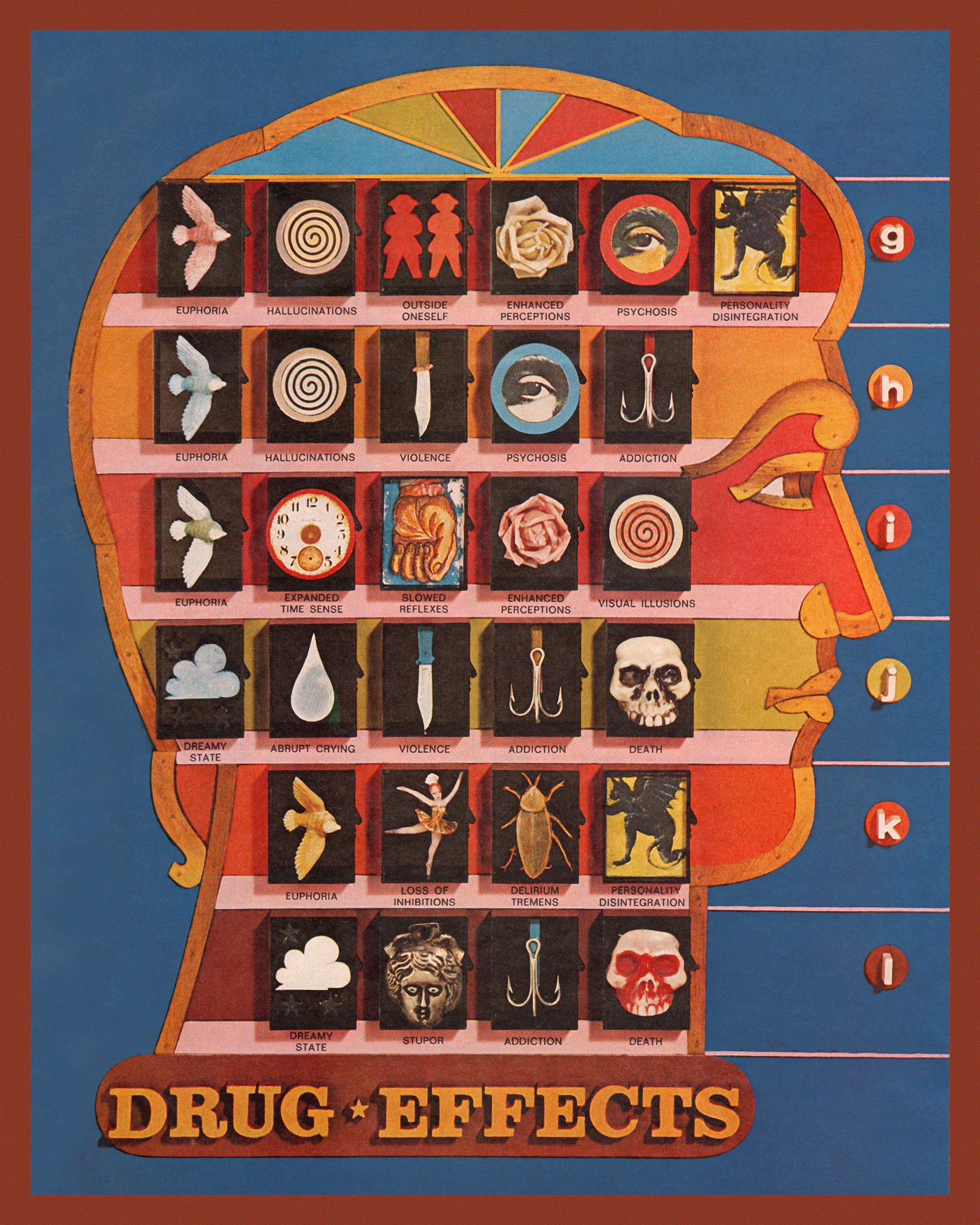 Life Magazine Illustration · 1971