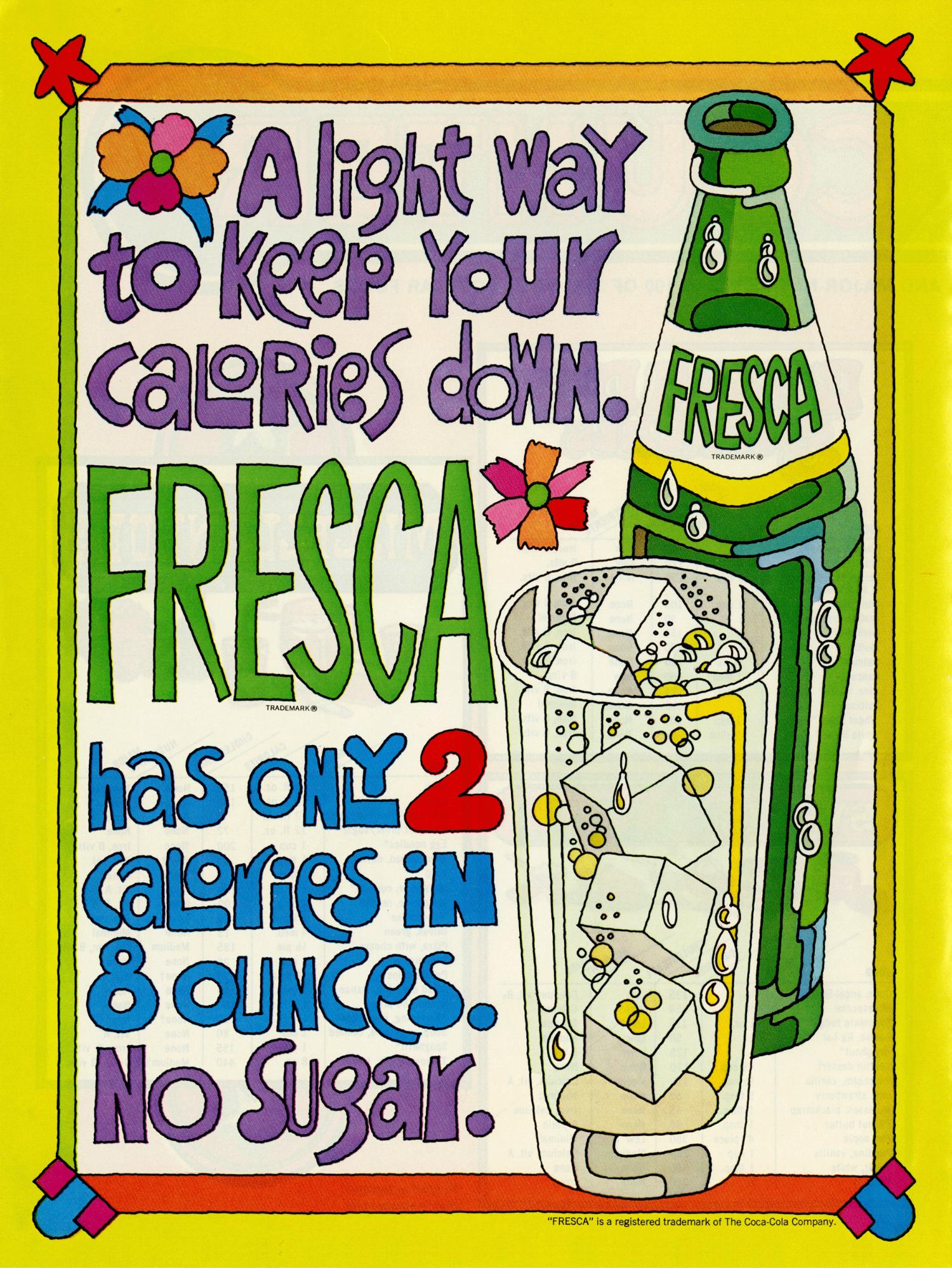 Fresca Ad