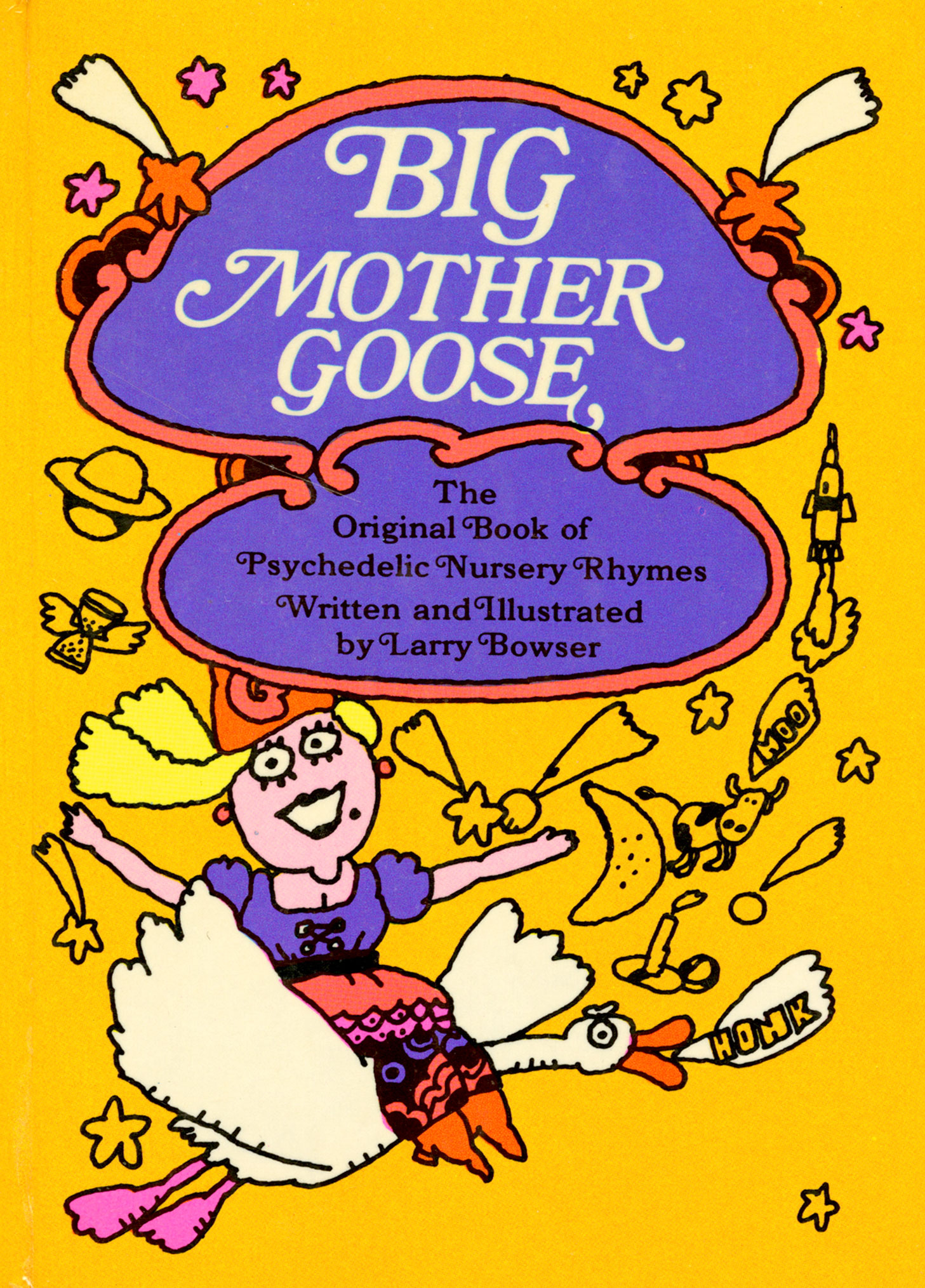 BIG MOTHER GOOSE