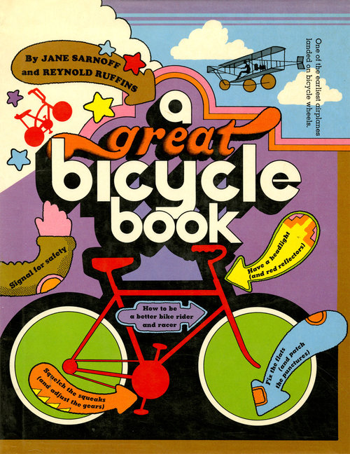 A GREAT BICYCLE BOOK