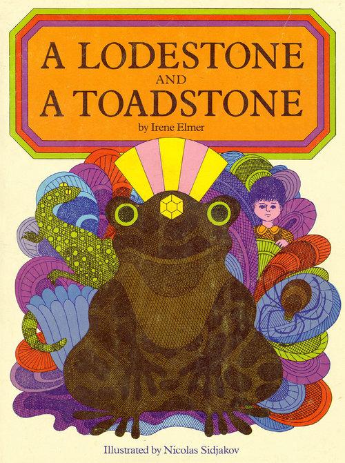 A LODESTONE & A TOADSTONE