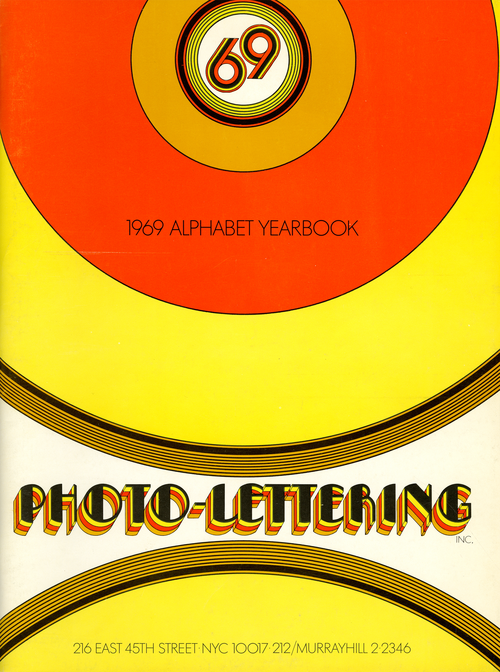 PHOTO-LETTERING '69