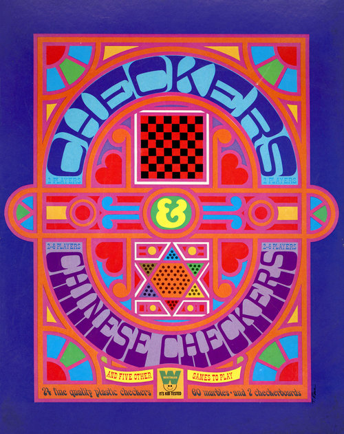 WHITMAN CHECKERS