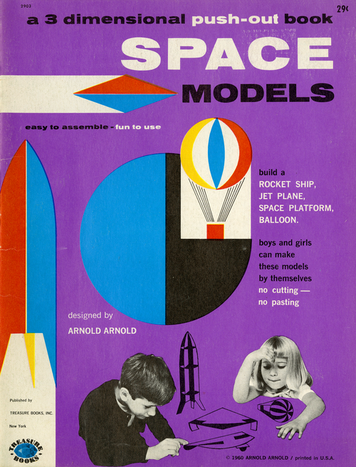 3-D SPACE MODELS