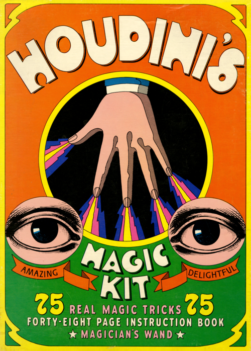 HOUDINI'S MAGIC KIT