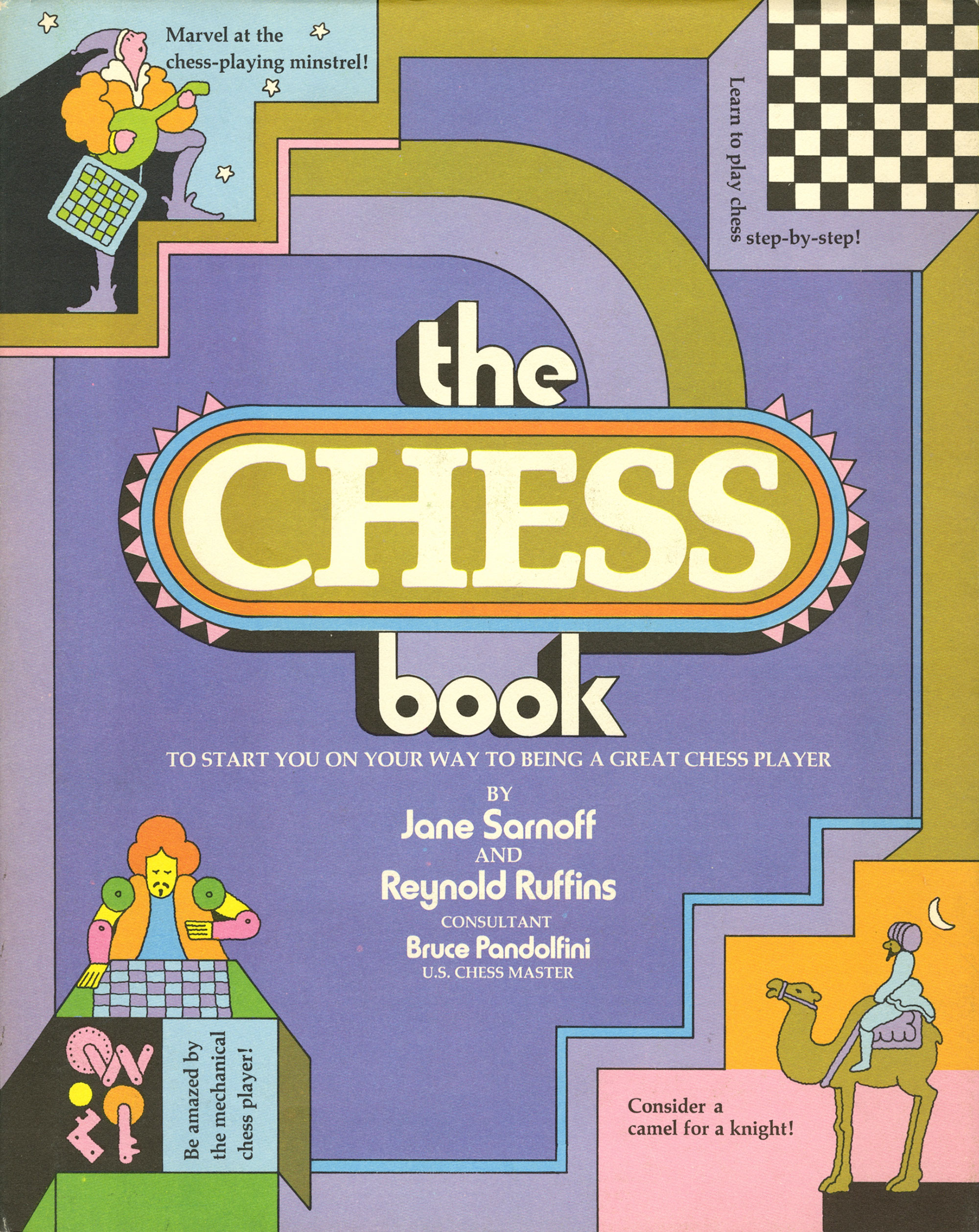 THE CHESS BOOK
