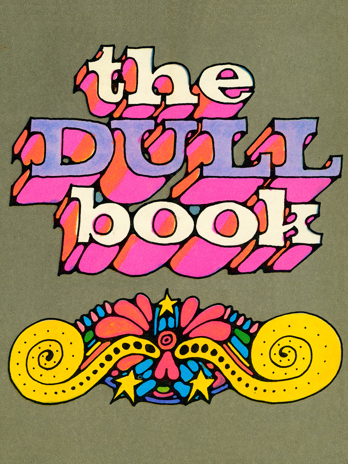 THE DULL BOOK