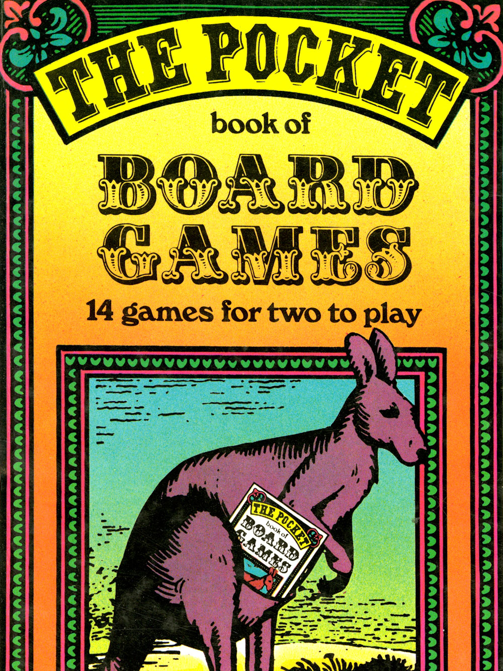 THE POCKET BOOK OF BOARD GAMES