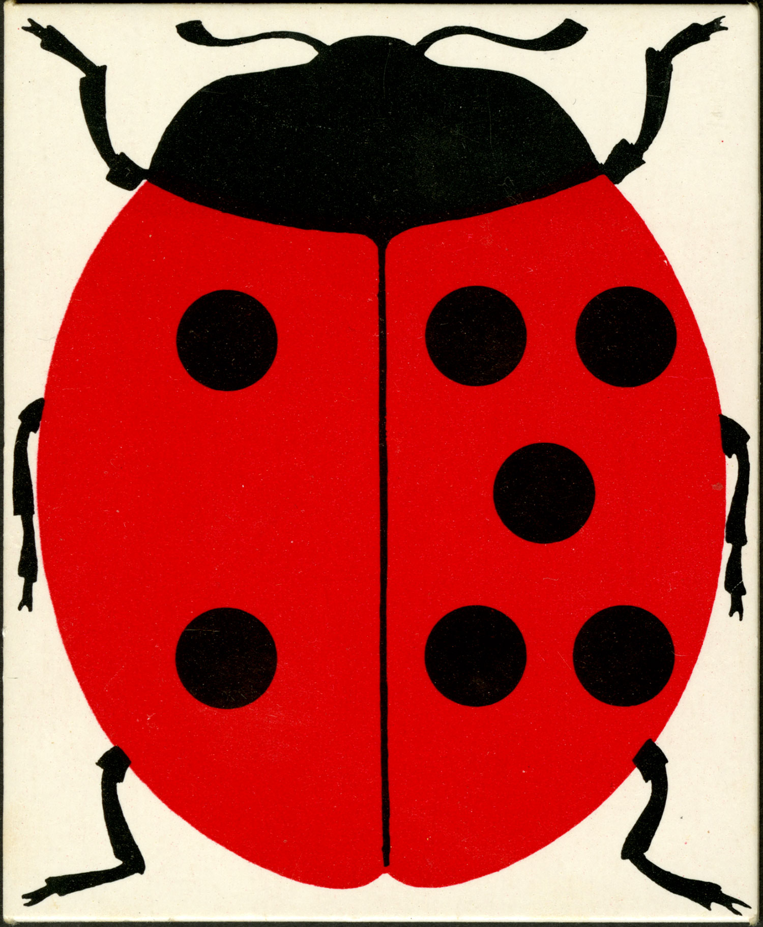 LADYBIRD DOMINOES