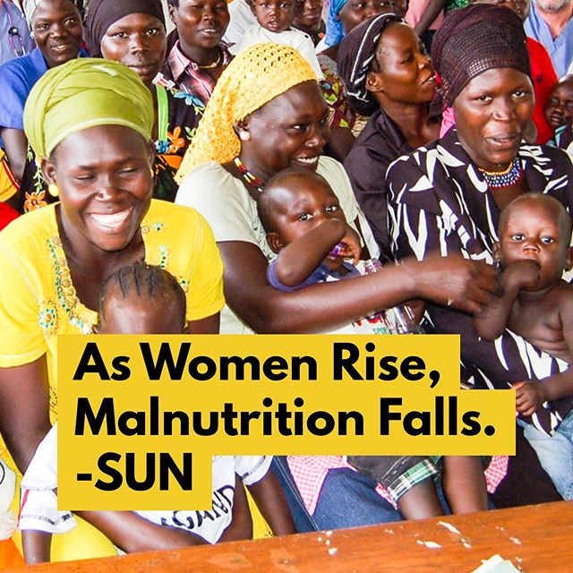 Empowering women is critical to changing the effects of malnutrition around the globe. The Mango Project is a champion for women in Uganda. Without women involved in every capacity in the fight against malnutrition , nothing will change. Let their voices be heard!  A great resource for information about this is:  http://docs.scalingupnutrition.org/wp-content/uploads/2016/05/IN-PRACTICE-BRIEF-6-EMPOWERING-WOMEN-AND-GIRLS-TO-IMPROVE-NUTITION-BUILDING-A-SISTERHOOD-OF-SUCCESS.pdf  #scalingupnutrition #womenrise #endmalnutrition #ugandawomen #malnutritionendswithher#feedherfuture #foodforall #womensday #womensday2019 #internationalwomensday #womensempowerment