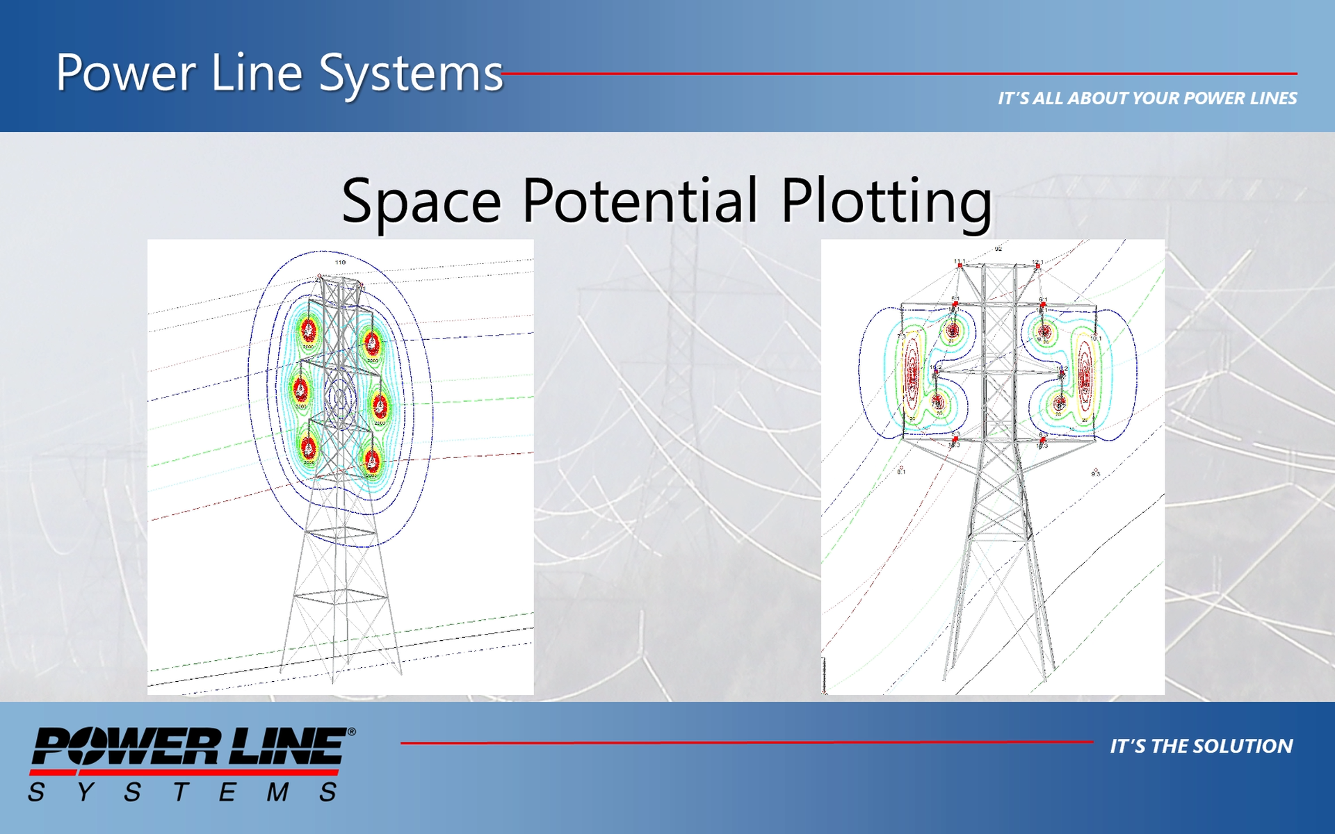 Power Line Systems