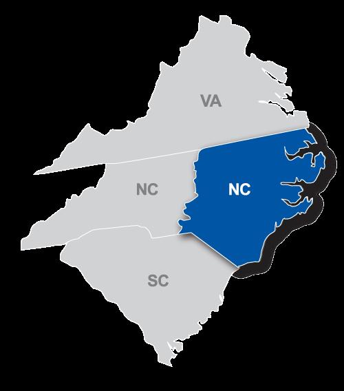 Coastal Carolina Region Map.png