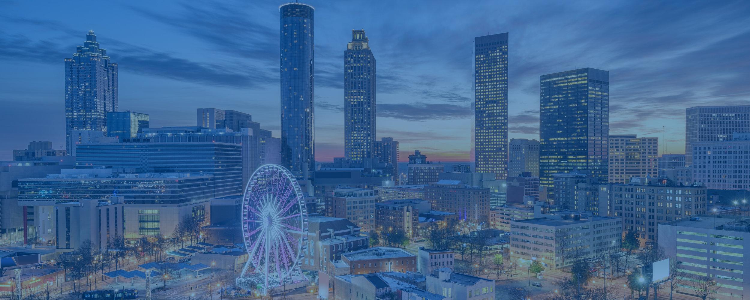 Atlanta Courier Region -