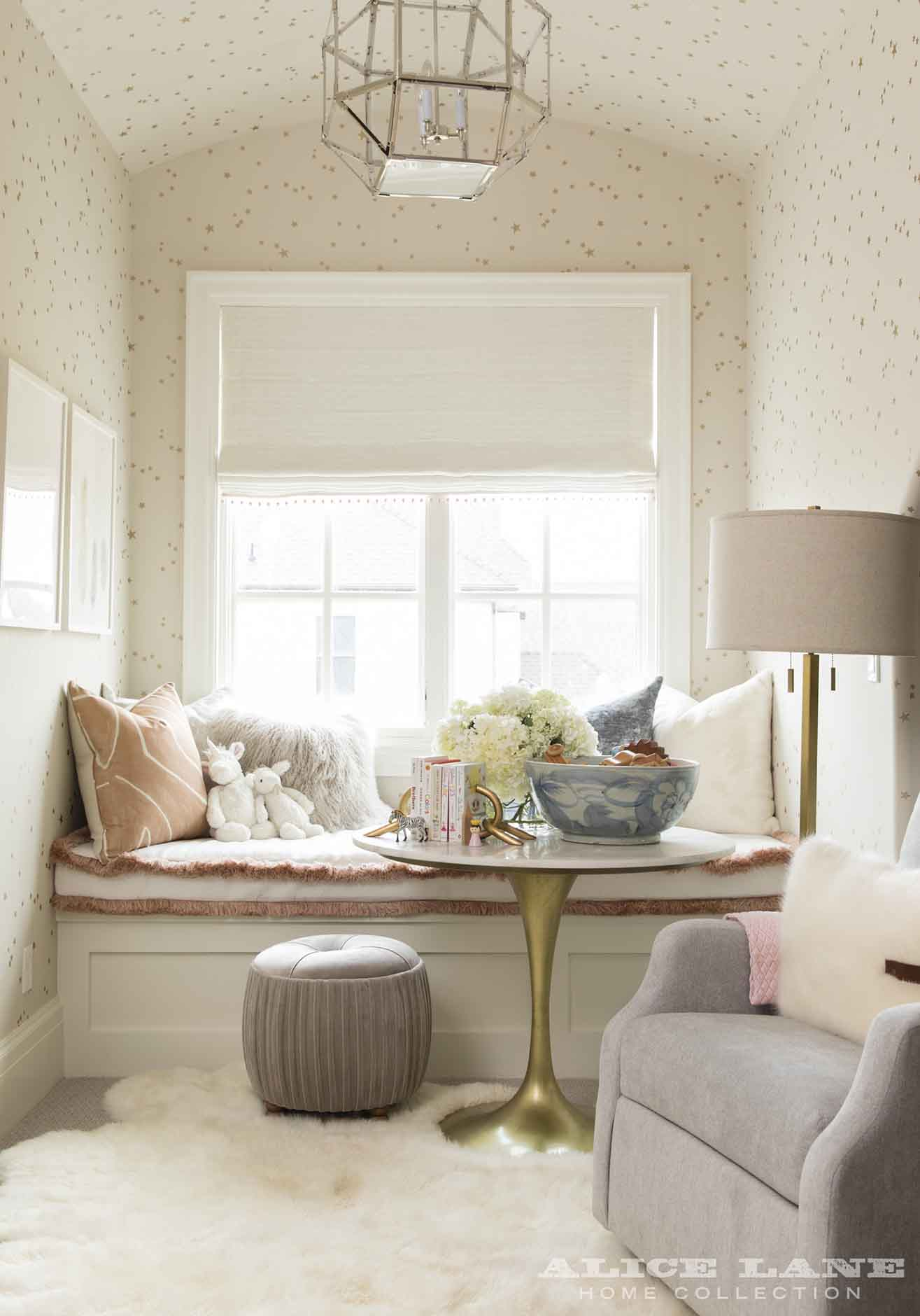 Ivory Lane Nursery | Alice Lane Interior Design | Photo by Nicole Gerulat
