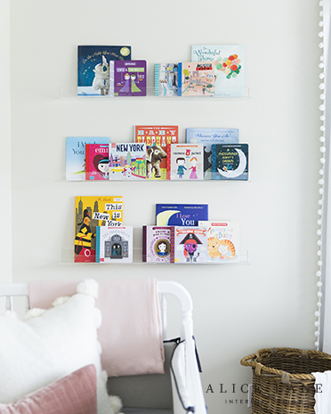 Neutral Nursery | Alice Lane Interior Design | Photo by Nicole Gerulat