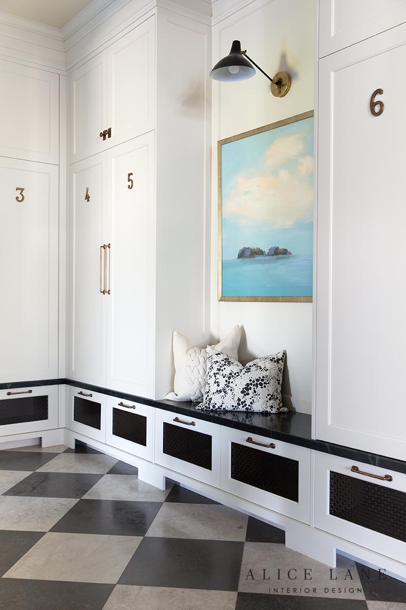 French Moderne Manor | Alice Lane Interior Design | Photo by Weston Colton