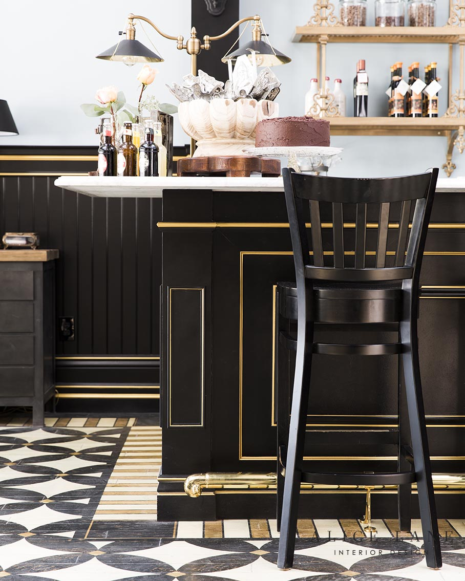 Taste Chocolatier | Alice Lane Interior Design | Photo by Nicole Gerulat