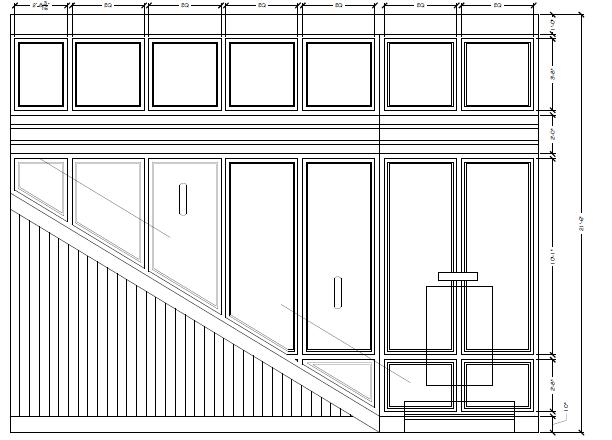 Rachel Parcell's Entry | Alice Lane Interior Design