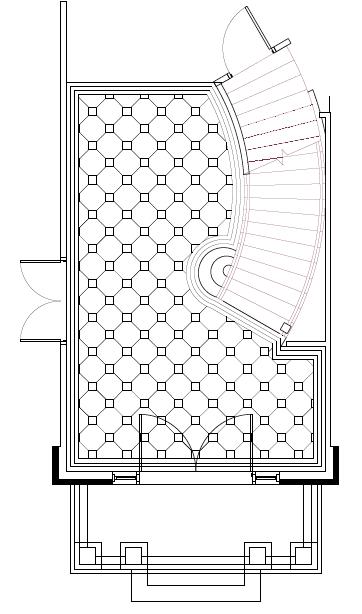 Rachel Parcell's Entry   Alice Lane Interior Design