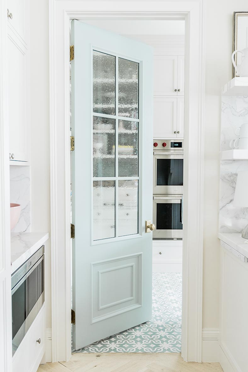 The Pantry | Parcell Home x Alice Lane Interior Design | Photo by Paige Sovic