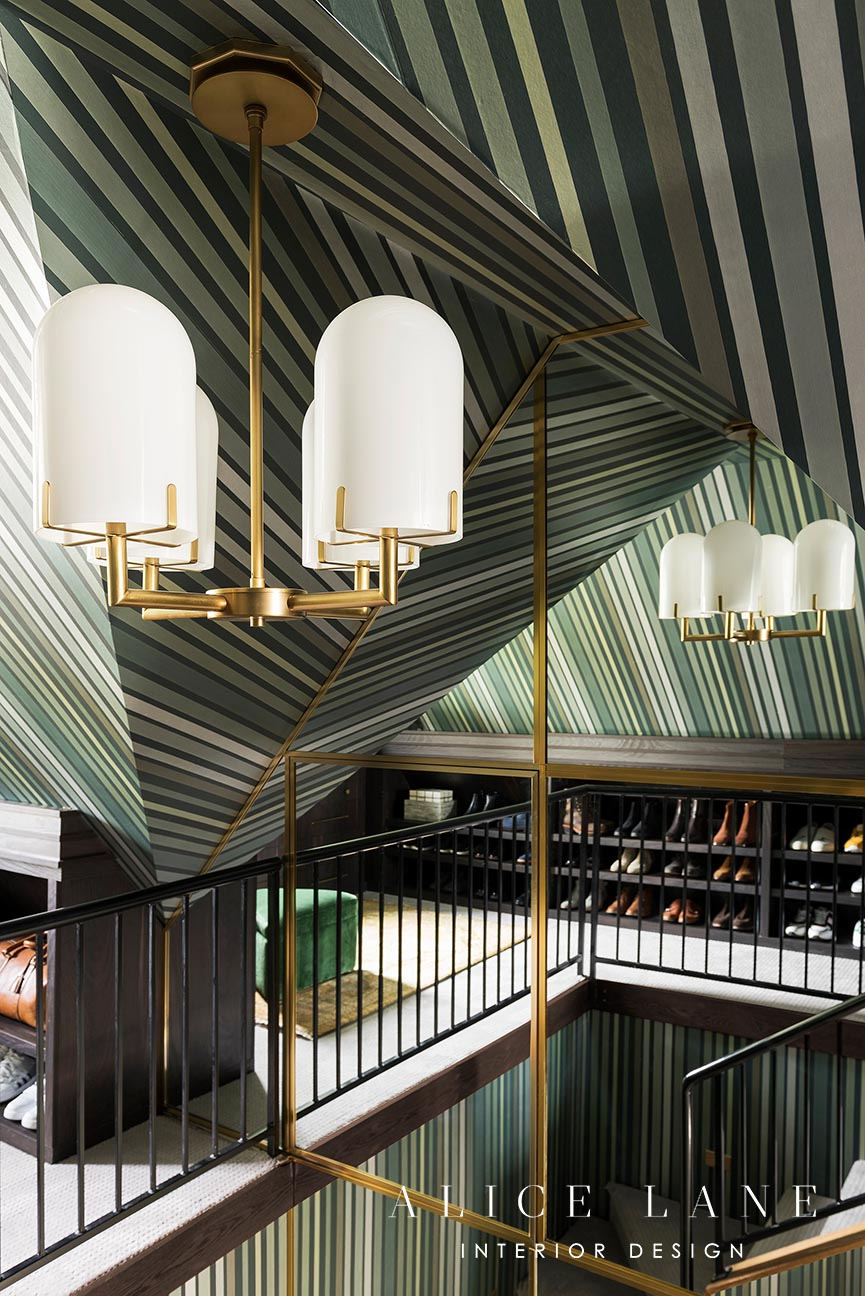 Inside Tan France's Dream Closet | Alice Lane Interior Design | Photo by Lucy Call