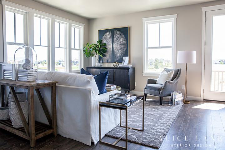 Lakeside Loft | Alice Lane Interior Design | Photo by Lindsay Salazar