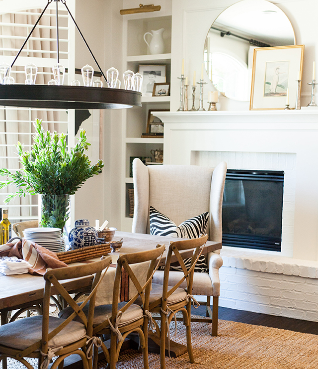 The Art to Layering Art | Alice Lane Interior Design | Photo by Ace and Whim